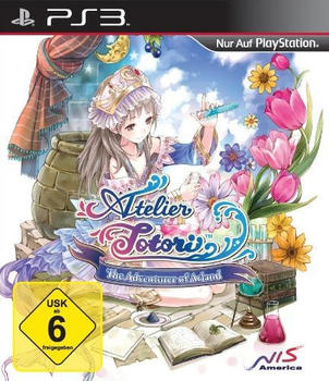 Atelier Totori: The Adventure of Arland (PS3)