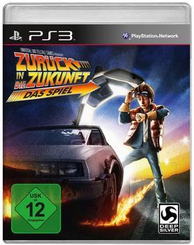 Zurück in die Zukunft: Das Spiel (PS3)