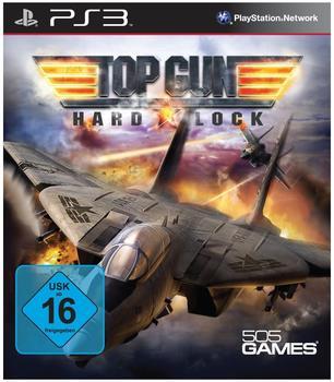 Top Gun Hard Lock (PS3)
