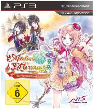 Atelier Meruru - The Apprentice of Arland (PS3)