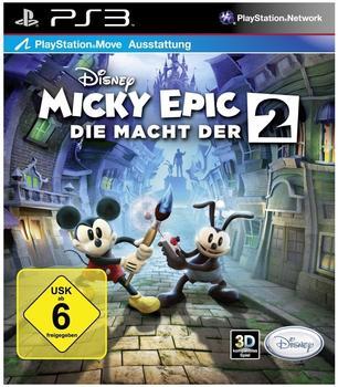 Disney Micky Epic: Die Macht der 2 (PS3)