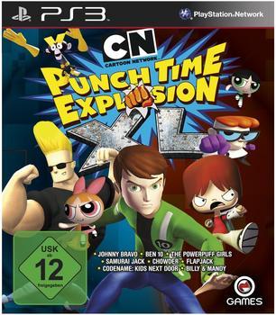 Cartoon Network: Jetzt gehts rund! (PS3)