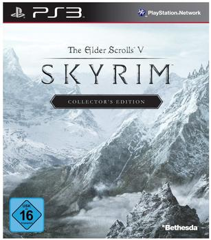 The Elder Scrolls V: Skyrim - Collectors Edition (PS3)