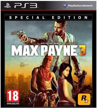 Take 2 Max Payne 3 - Special Edition (PEGI) (PS3)