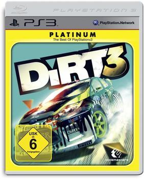 Codemasters DiRT 3 - Platinum Edition (PS3)