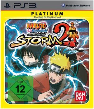 Naruto Shippuden - Ultimate Ninja Storm 2 (Platinum) (PS3)
