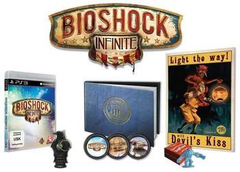 Take 2 BioShock Infinite - Premium Edition (PS3)