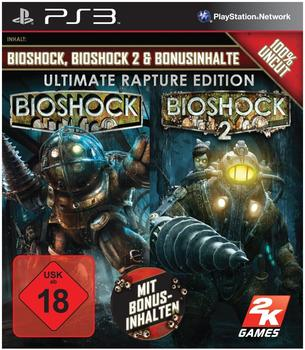 2K Games BioShock - Ultimate Rapture Edition (PS3)