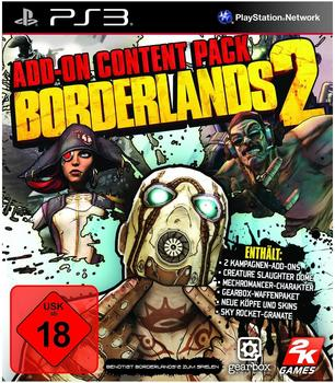 2K Games Borderlands 2 - Content Pack (Add-On) (PS3)