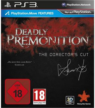 Deadly Premonition (PS3)