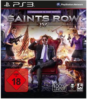 Saints Row IV - Commander in Chief Edition (PS3)