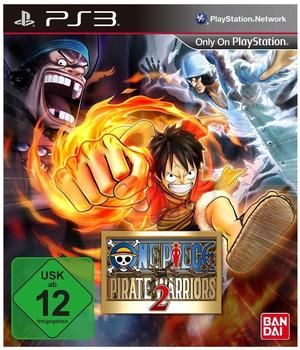 Namco One Piece: Pirate Warriors 2 (PS3)