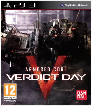 Armored Core V: Verdict Day (PS 3)