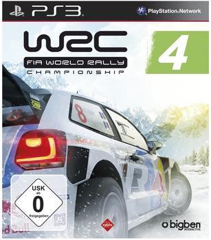 WRC 4 - World Rally Championship (PS3)