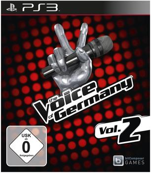 The Voice of Germany Vol. 2 (PS3)