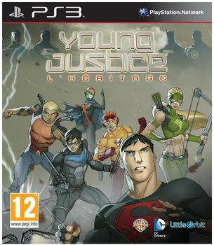 Namco Young Justice: Vermächtnis (PS3)