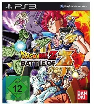 Dragon Ball Z: Battle of Z D1 Edition (PS3)