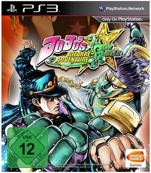JoJos Bizarre Adventure: All Star Battle (PS3)