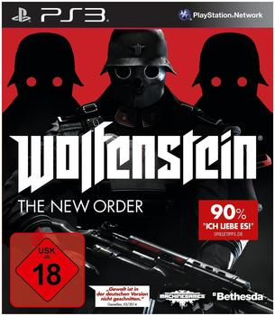 Bethesda Wolfenstein: The New Order (inkl. Doom Beta) (PS3)