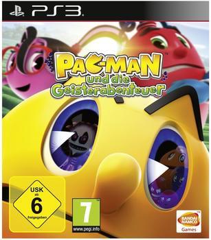 Pac-Man und die Geisterabenteuer (PS3)