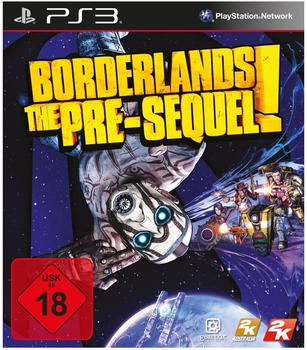 Borderlands: The Pre Sequel (PS3)