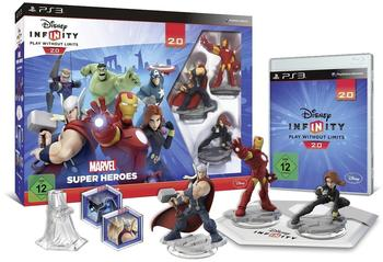 Disney Infinity 2.0: Marvel Super Heroes (PS3)