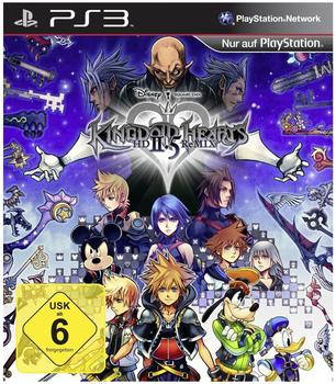 Kingdom Hearts HD 2.5 ReMIX (PS3)