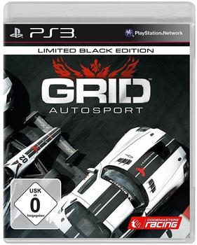 Bandai Namco Entertainment GRID: Autosport - Limited Black Edition (PS3)