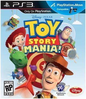 Disney Toy Story Mania (PEGI) (PS3)