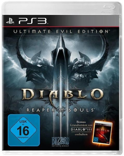 Diablo III - Ultimate Evil Edition (PS3)