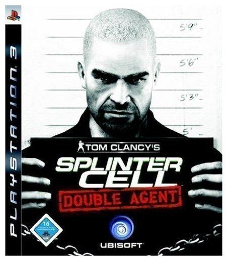 Tom Clancy's Splinter Cell - Double Agent (PS3)