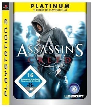 Ubisoft Assassins Creed (Platinum) (PEGI) (PS3)