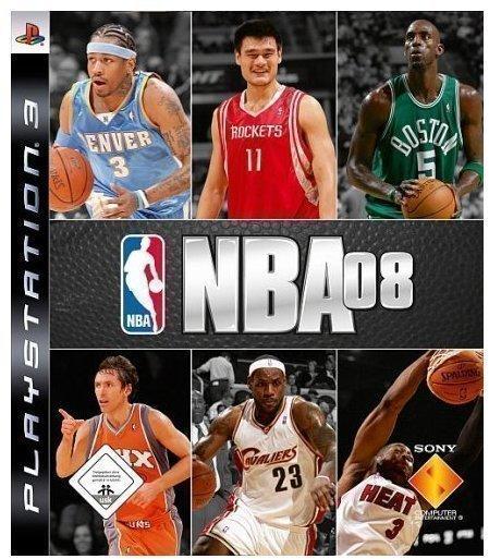 NBA 08 (PS3)