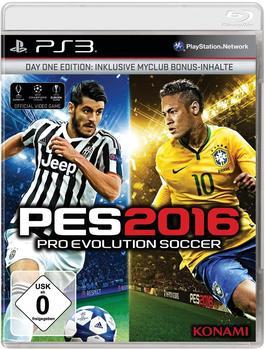 PES 2016 (PS3)