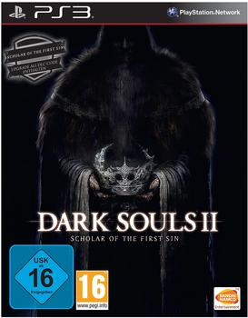 Dark Souls 2: Scholar of the First Sin (PS3)