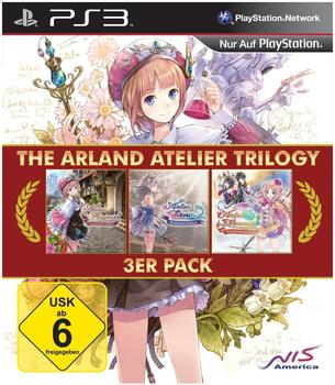 Atelier Arland Trilogy (PS3)