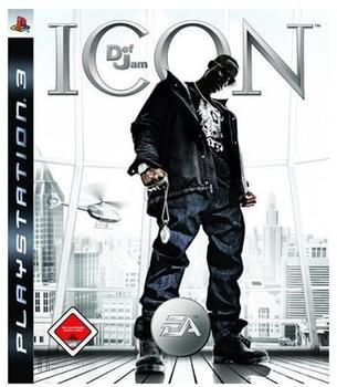 EA GAMES Def Jam Icon (PS3)