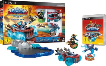 Skylanders SuperChargers: Starter Pack - (PS3)