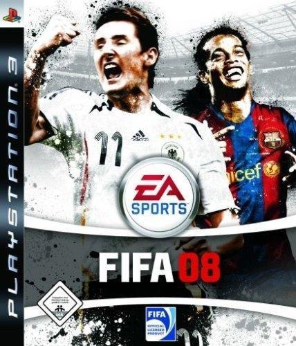 EA GAMES FIFA 08 (PS3)