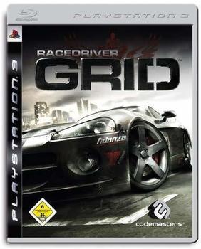 Codemasters Race Driver Gird (PS3)