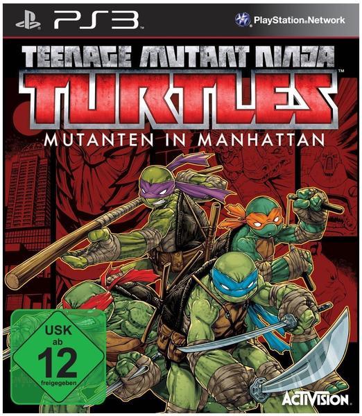 Teenage Mutant Ninja Turtles: Mutanten in Manhattan (PS3)