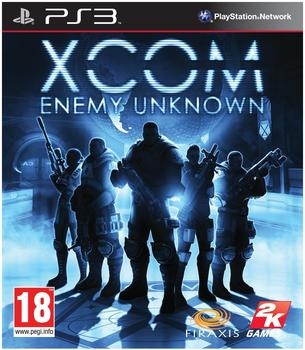 Take 2 XCOM: Enemy Unknown (PEGI) (PS3)