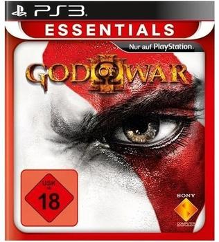 Sony God of War III (Essentials) (PS3)