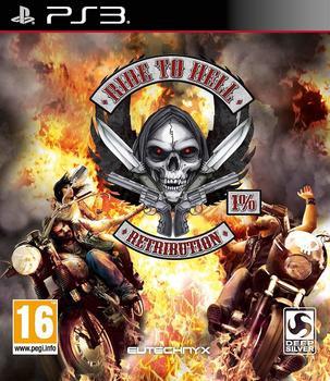 Deep Silver Ride to Hell: Retribution (PEGI) (PS3)