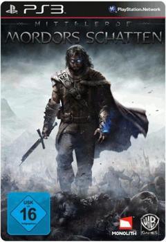 Mittelerde: Mordors Schatten - Special Edition (PS3)
