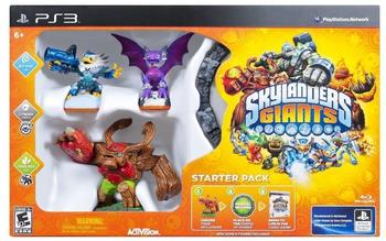 Activision Skylanders: Giants - Starter Pack (PS3)