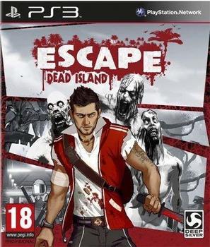 Deep Silver Escape Dead Island (PEGI) (PS3)