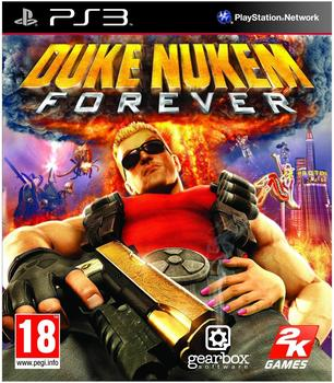 2K Games Duke Nukem Forever (PEGI) (PS3)