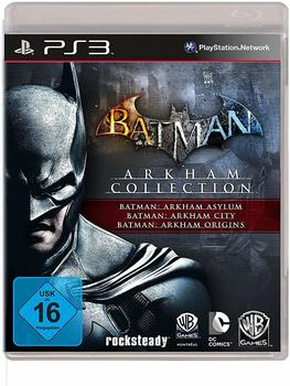 Warner Batman: Arkham Collection (PS3)