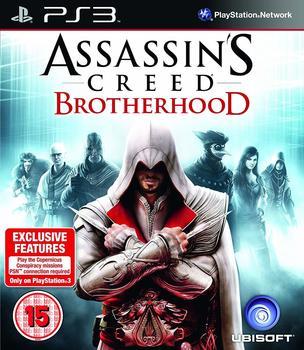 Ubisoft Assassins Creed: Brotherhood (PEGI) (PS3)